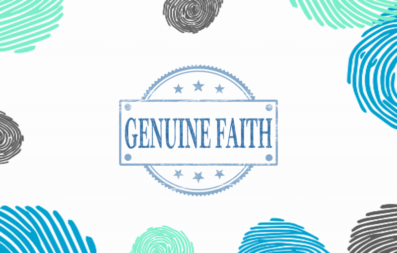 Genuine Faith